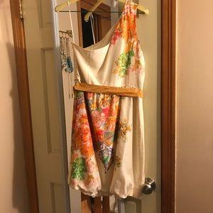 Jcrew Floral Bridesmaid Dress